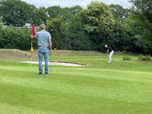 Golfen met BGE